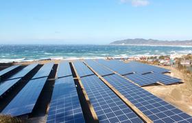 太陽光発電工事業務